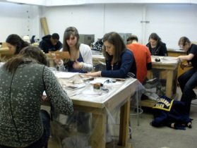 more crafters in a class