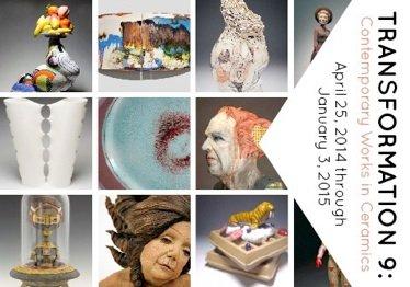 Transformation 9 ceramics