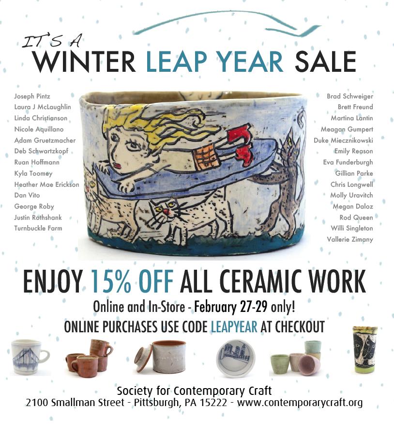 Winter LEAP Year Sale