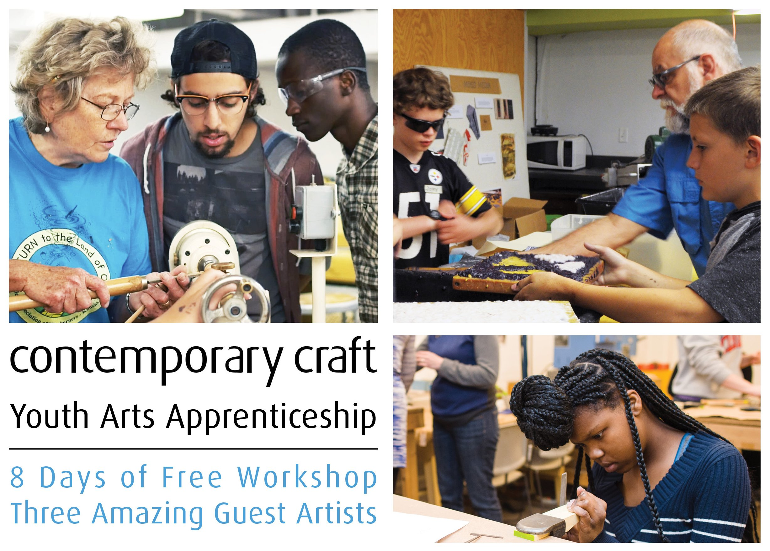 Youth Arts Apprenticeship 2018