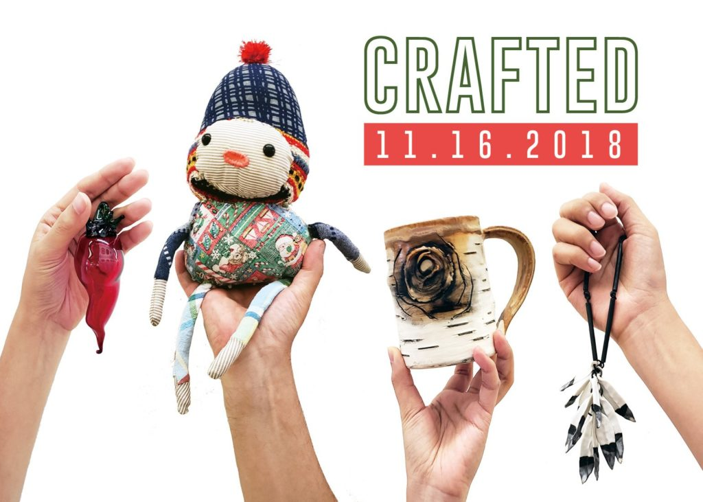 2018 CRAFTED: Give Artfully