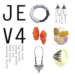 Jewelry Edition V4 at Contemporary Craft in 2018
