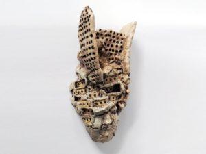 Clara Hoag's Small Wall Head