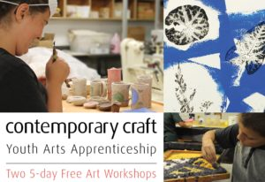 2019 Youth Arts Apprenticeship