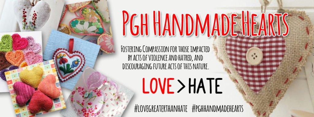 Pittsburgh Handmade Hearts