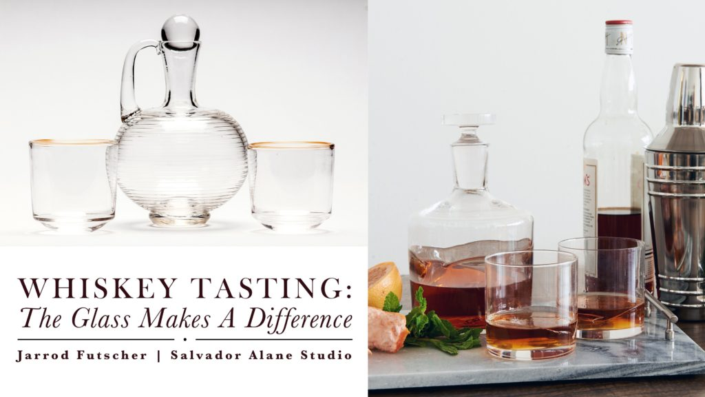 Whiskey Tasting with Jarrod Futscher and Salvador Alane Studio