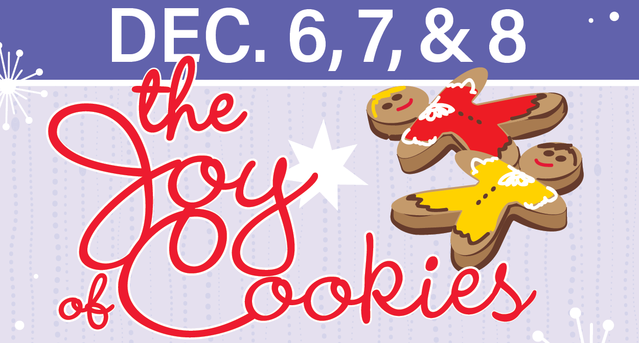 2019 Lawrenceville Cookie Tour is on December 6 - 8