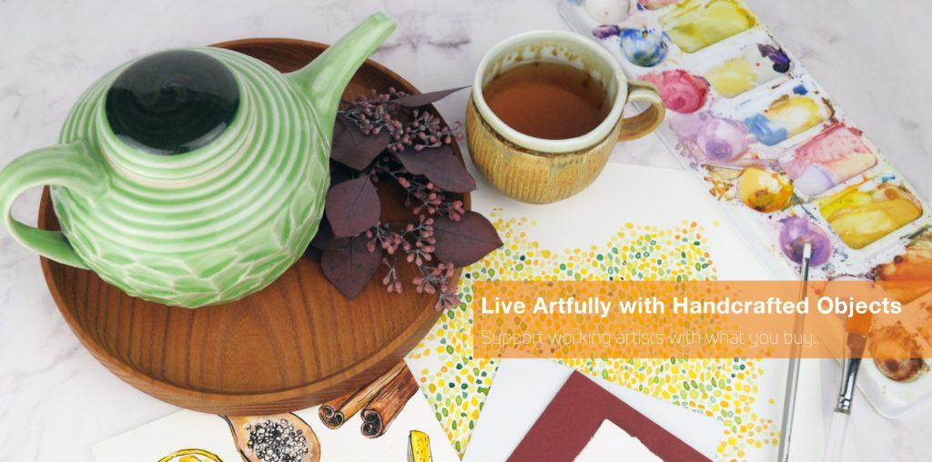Live Artfully with Handcrafted Objects