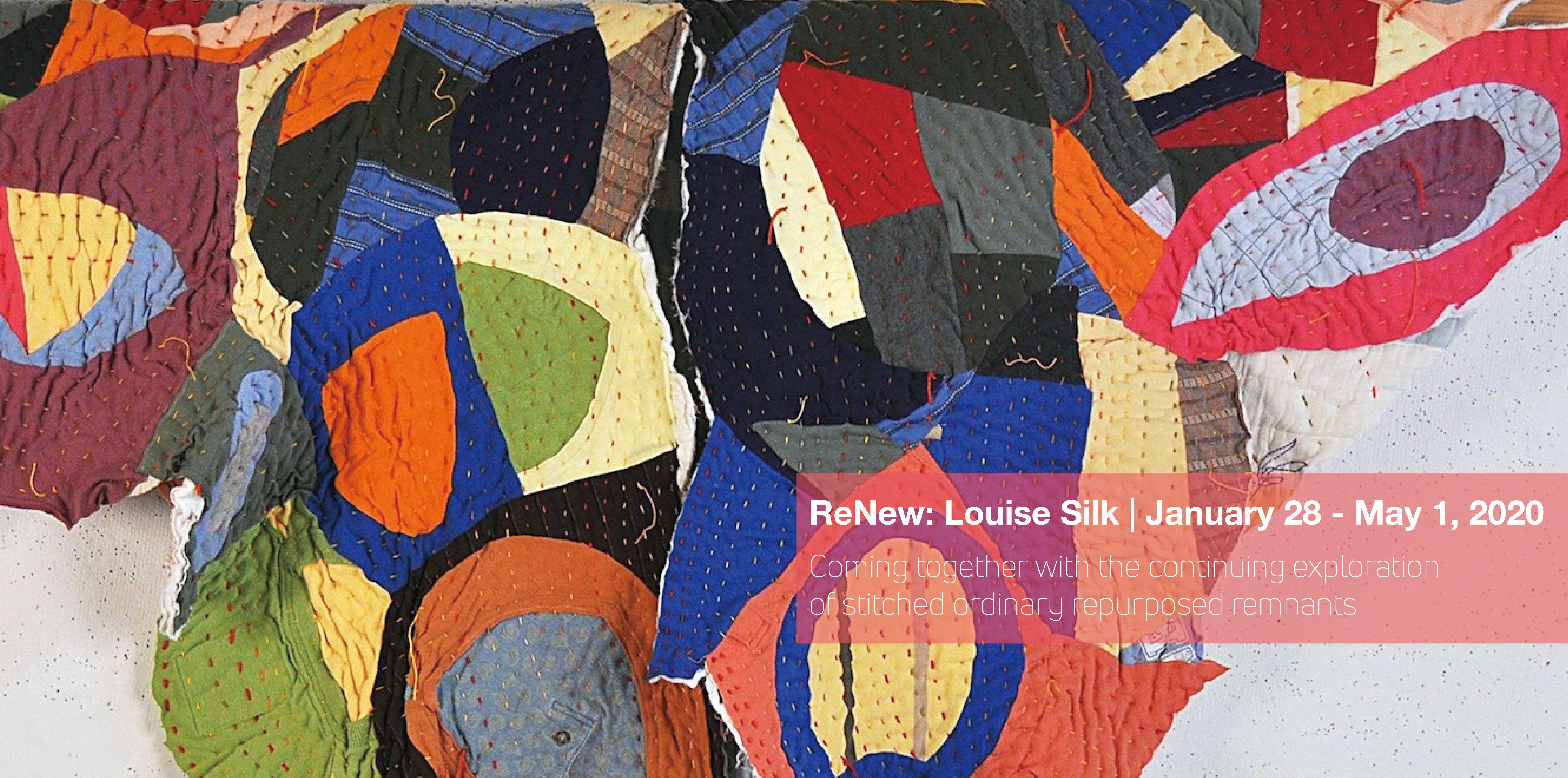 ReNew: Louise Silk exhibition