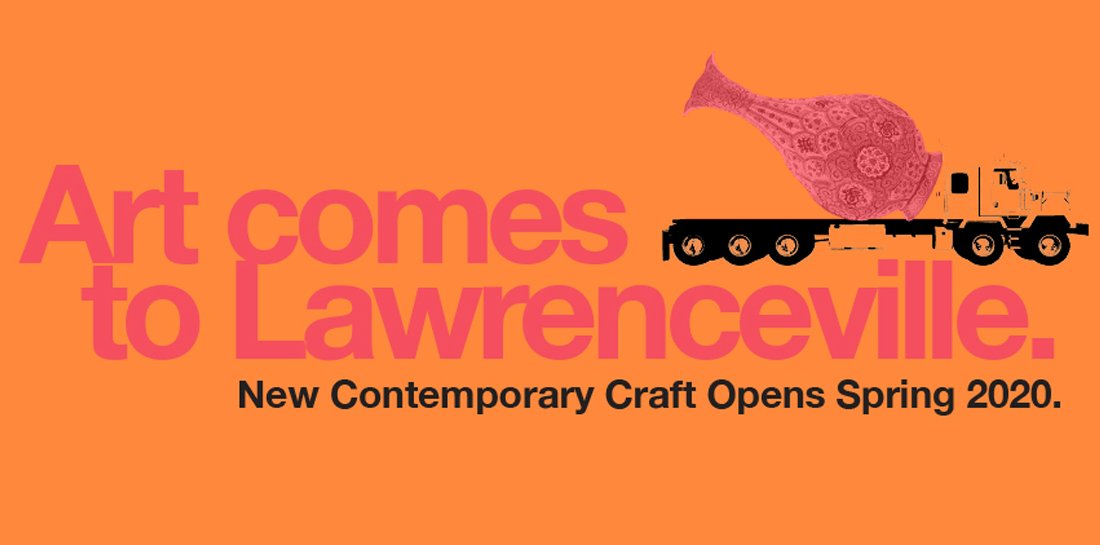 Art Comes to Lawrenceville