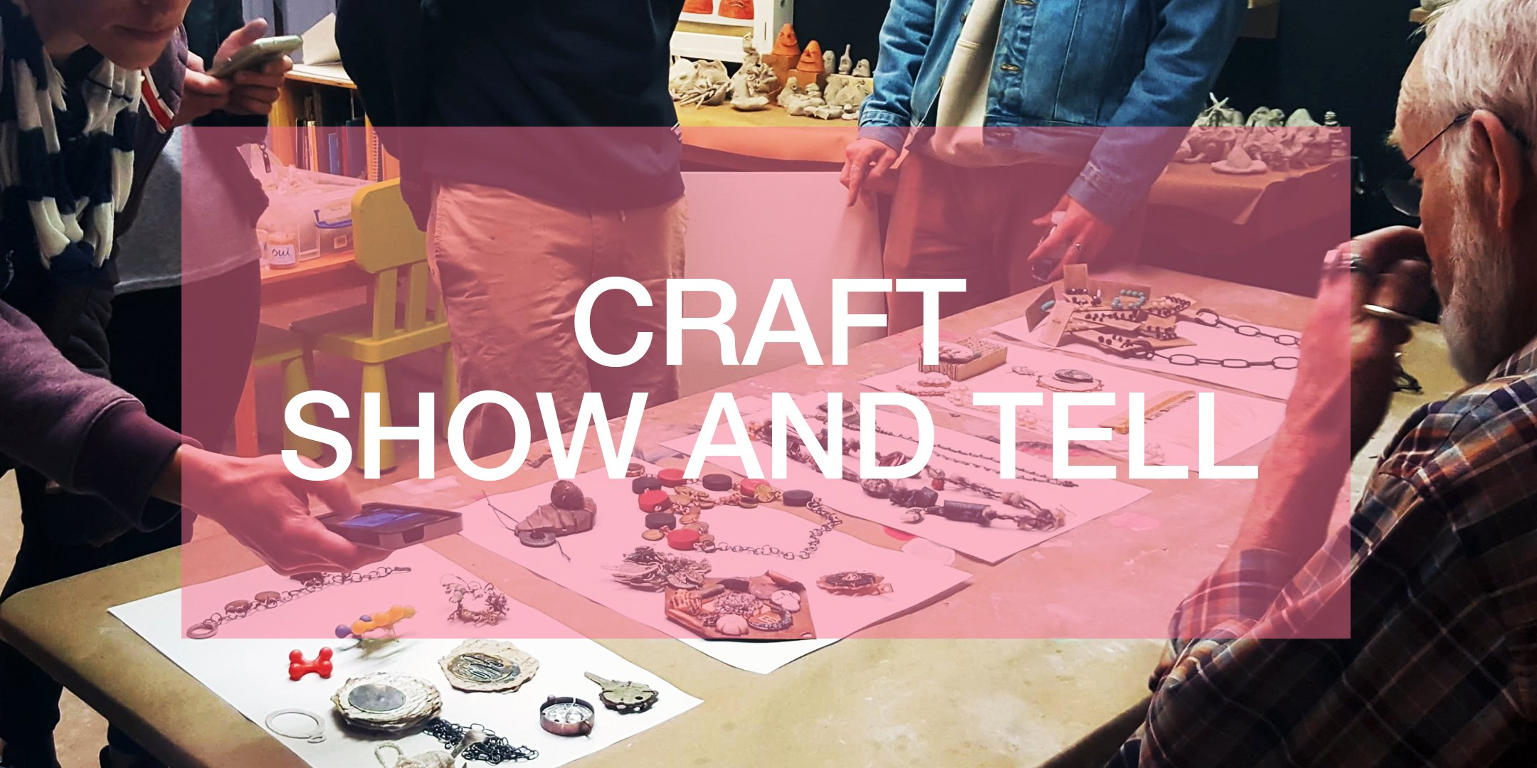 Craft Show and Tell