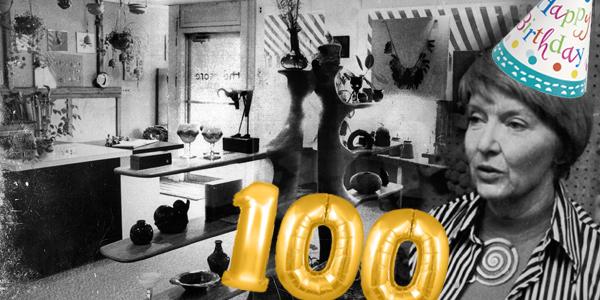 Betty's 100th Birthday