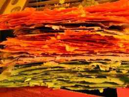 papermaking craft workshop - Katy Dement - Pittsburgh artist